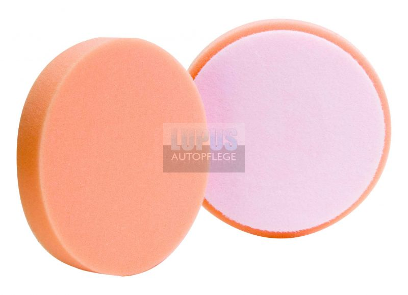 buff and shine orange foam grip pad light cutting pad 4. Black Bedroom Furniture Sets. Home Design Ideas