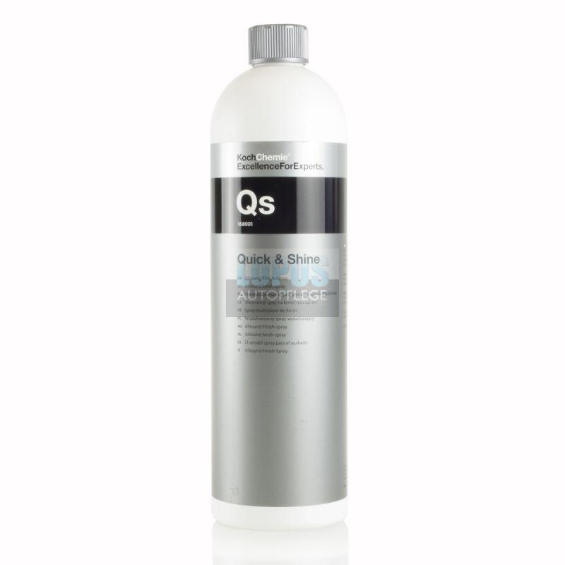Koch chemie quick shine industrie werkzeuge for Koch quick shine