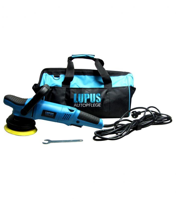 lupus autopflege exzenter poliermaschine 6100 pro plus 8mm. Black Bedroom Furniture Sets. Home Design Ideas