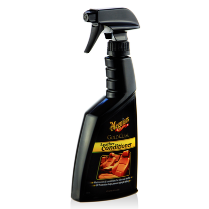 Meguiars Gold Class Leather Conditioner 473ml