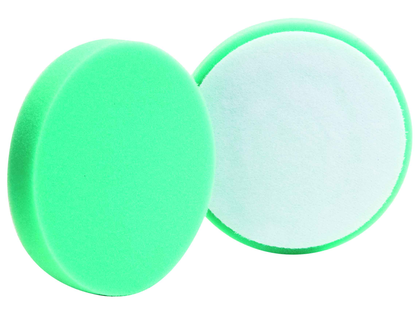 Buff and Shine - Green Foam Grip Pad Polishing Pad 4 / 101mm