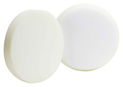 Buff and Shine - White Foam Grip Pad Pad Ultimate Finishing 4 / 101mm