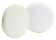 Buff and Shine - White Foam Flat Pad Heavy Polishing 5,5...