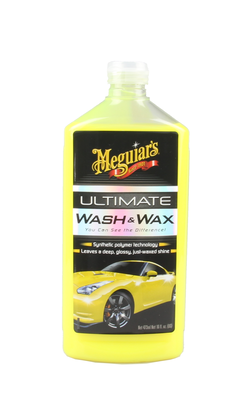 Meguiars Ultimate Wash & Wax Shampoo 473ml