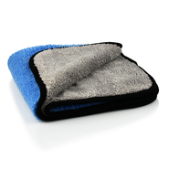 Lupus Double Soft Touch blue/gray Microfasertuch 40x40cm...