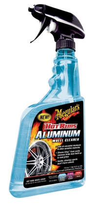 Meguiars Hot Rims Aluminium Wheel Cleaner 709ml