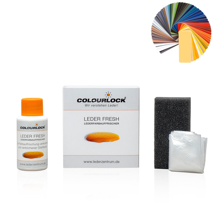 Colourlock Leder Fresh 30ml Anthrazit F046