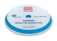 Rupes BigFoot Wool-Pad blau Coarse grob 150-170mm Einzeln...