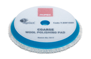 Rupes BigFoot Wool-Pad blau Coarse grob 130-145mm Einzeln...