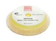 Rupes BigFoot Wool-Pad gelb Medium 80-90mm Einzeln...