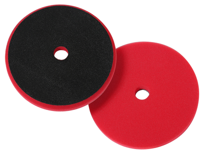 Lake Country Force Disc Red Finishing Pad 6,5 / 165mm