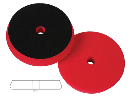 Lake Country Force Red Finishing Pad 5,5 / 139mm