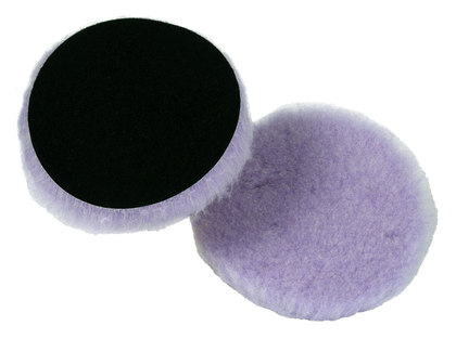 Lake Country Foamed Wool Buffing Pad 3,5 / 90mm