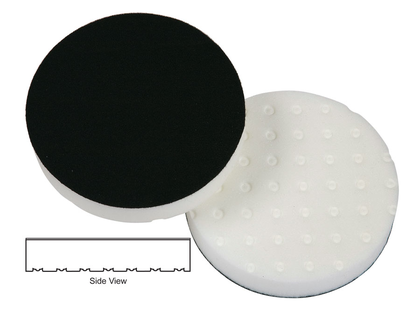 Lake Country CCS 4 Polishing Pad (weiß 101mm)