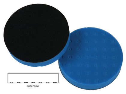 Lake Country CCS 4 Finishing Pad (blau 101mm)