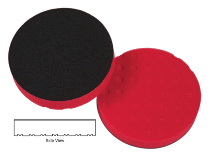 Lake Country CCS 6,5 ultrasoft Finishing Pad (rot 165mm)