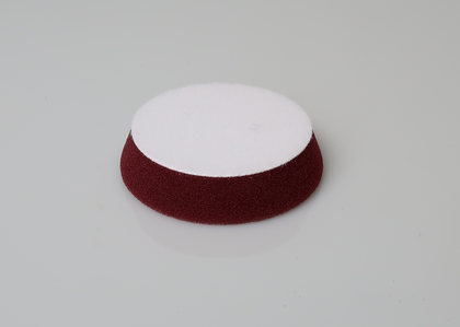 Buff and Shine - Uro-Tec Medium Maroon Heavy Polishing 3,5 / 87,5 mm